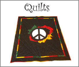 quilts, cool peace sign quilt